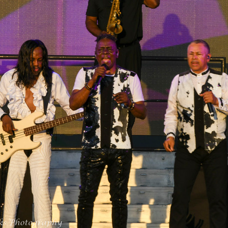 93 Degrees of Earth, Wind & Fire