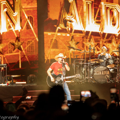 Jason Aldean We Back (in Omaha) Tour