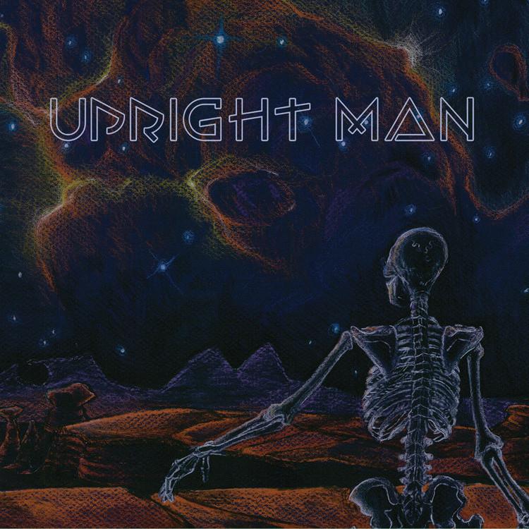 Upright Man Album Cover