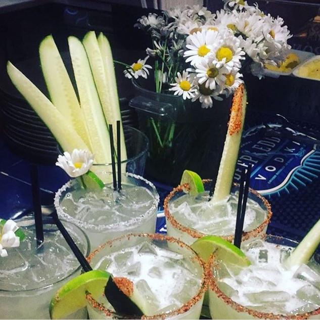 Voted Best Margaritas in Boston