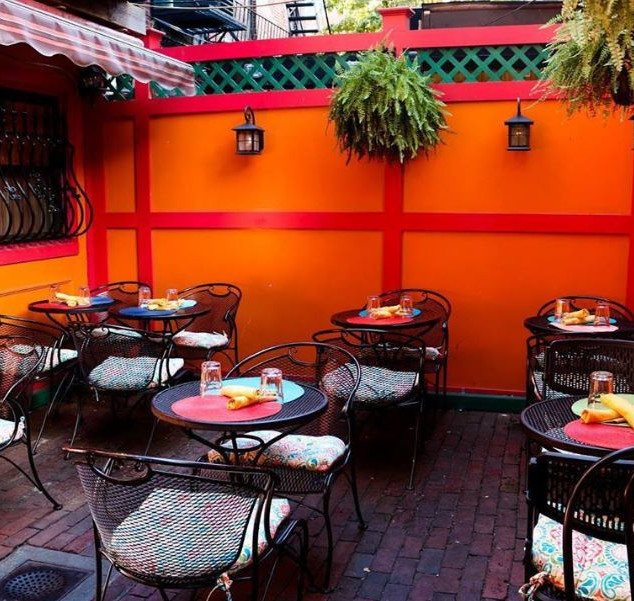 Most Romantic Patio in the City