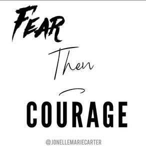 Fear/Courage