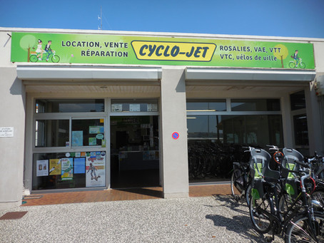 Ouverture CYCLO-JET St-Georges !