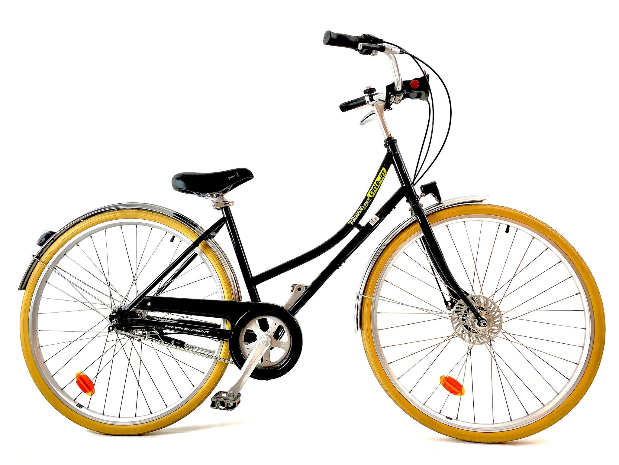 Vélo de ville 3 vitesses