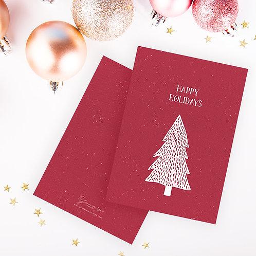 Christmas(Red Tree)