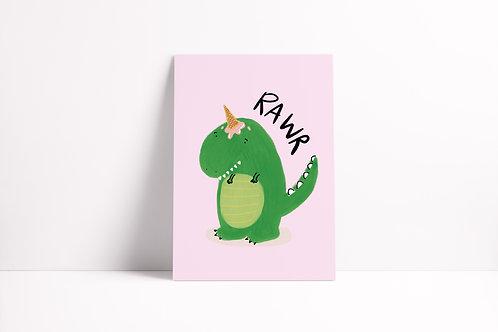 Rawr! Notebook