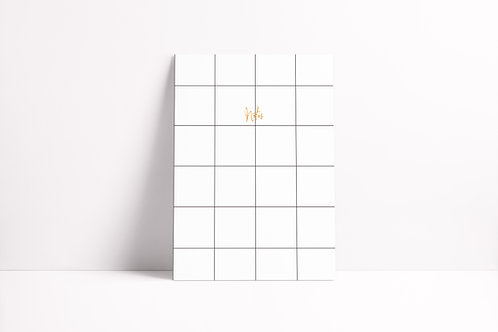 Minimalist Notebook