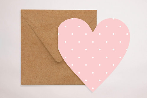 Pink Loveheart