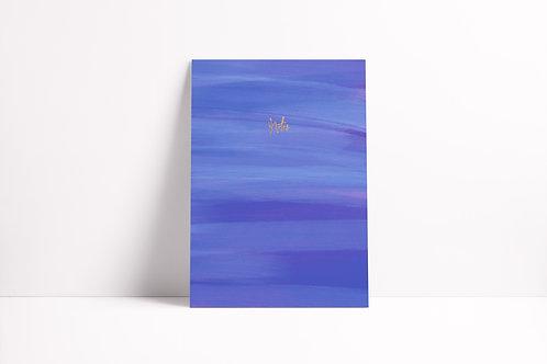 Ultramarine Notebook