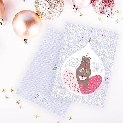 Christmas(Bear Ornament)