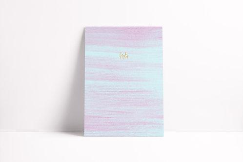Mauve Notebook