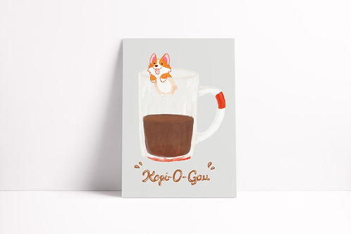 Kopi-O-Gau Notebook