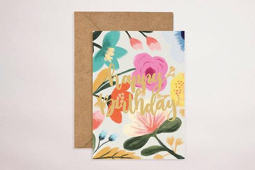 Happy Birthday(Colourful)