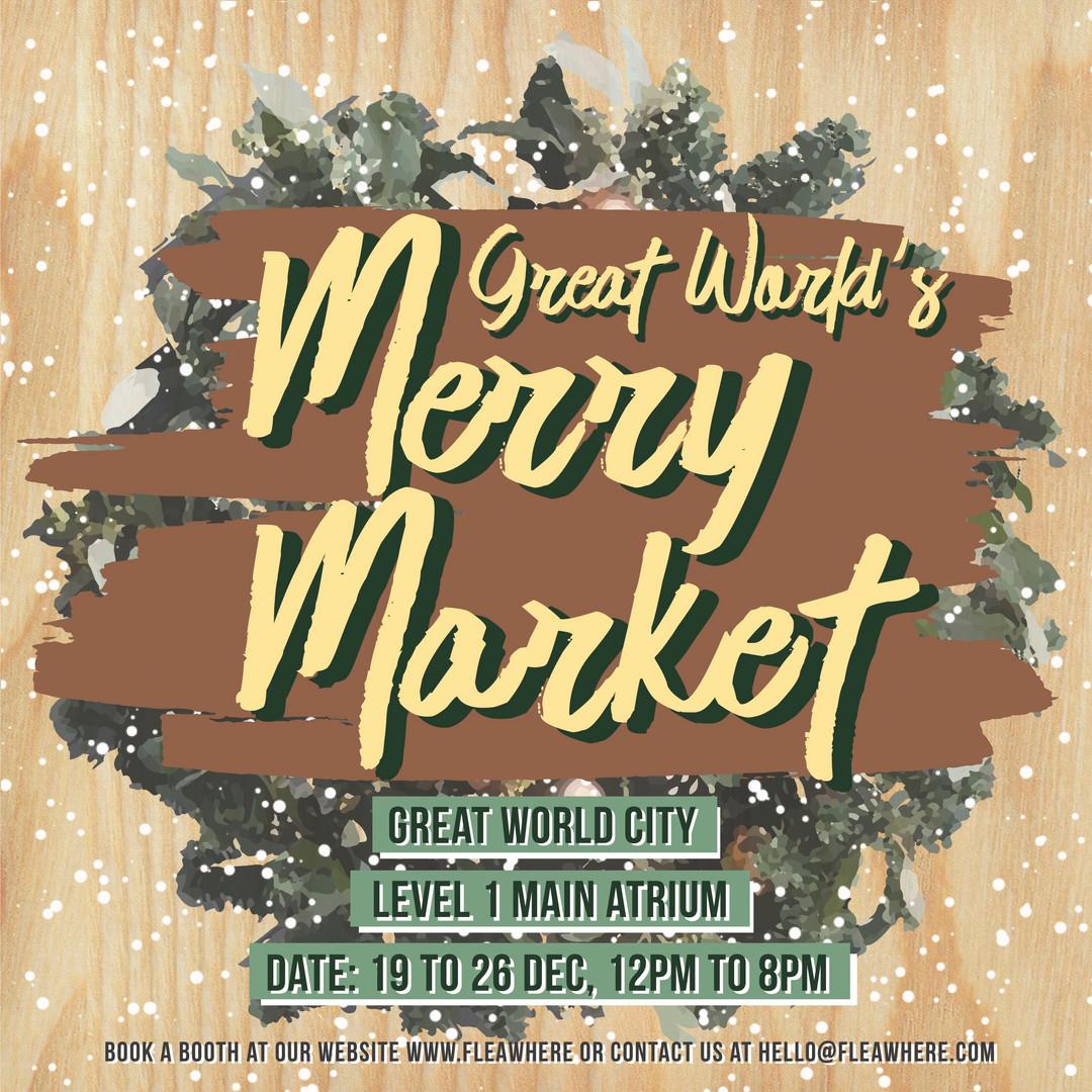 Great World's Merry Market