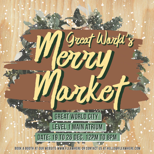 Great World's Merry Market