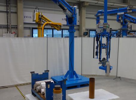 Hebehilfen für Recycling und Verarbeitung von Edelmetallen