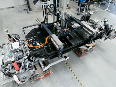 Hubachse ZH90/ Hebehilfen für Hochvoltspeichern und Antriebsbatterien