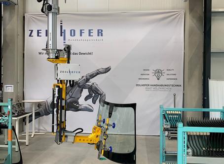 Automotive | Hubachse ZH90 für Frontscheiben