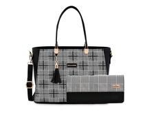 Leather Handbag and Wallet