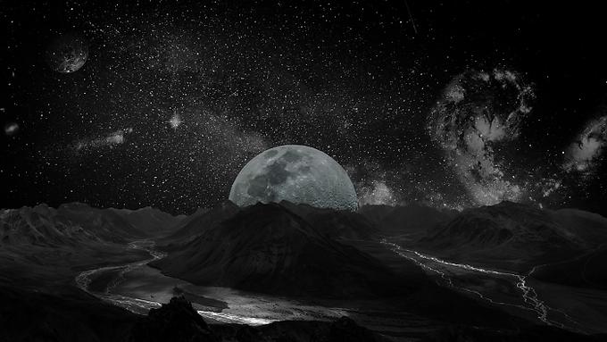 הייקו הירח