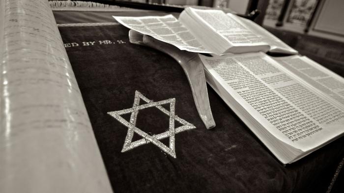 ספרי תורה, מגן דוד
