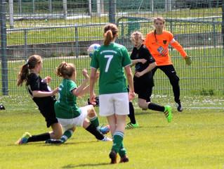U 15 Mädchen:  SV Veitshöchheim - FC Schweinfurt 05  0:2 (0:1)