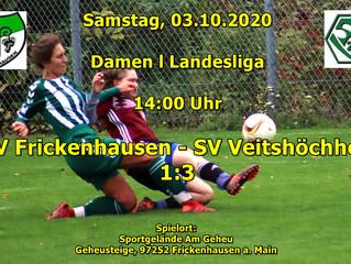 03.10.20  Landesliga Damen