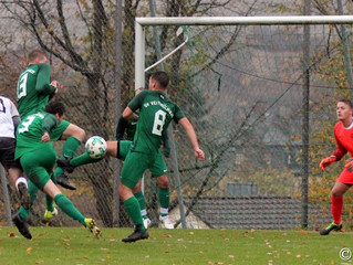 28.10.2018  Herren | A Klasse:                                    FC Thüngen - SV Veitshöchheim  0:1