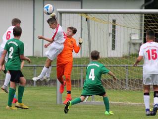 17.08.19 U 13 Bezirksfreundschaftsspiel:  (SG) SV Veitshöchheim - SG Rot-Weiss Frankfurt 0:8