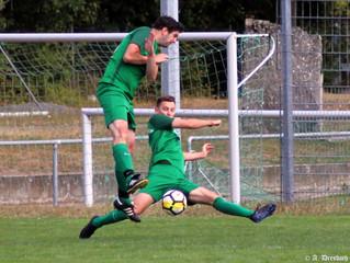 26.08.2018  A-Klasse Herren:                    SV Veitshöchheim - SV Maidbronn/Gramschatz II  1:0 (