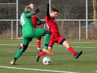 18.02.18  Freundschaftsspiel der Männer in Estenfeld: TSV Güntersleben : SV Veitshöchheim  1:1(0:0)