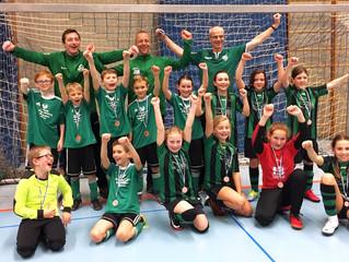 02.02.19  U 10-Turnier der Mädchen und Jungen in Höchberg