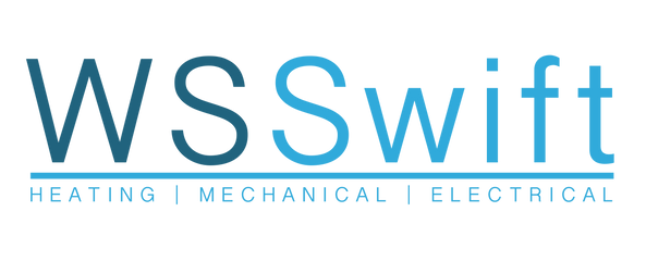 WSSwift Logo. Heating. Mechanical. Electrical