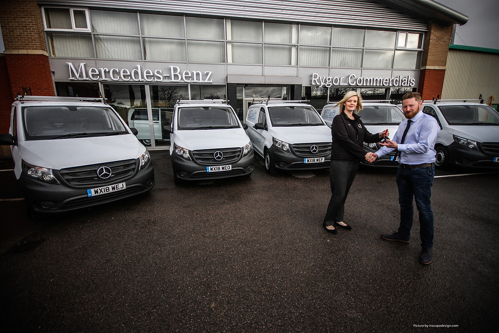 new vans, wsswift, mercedes