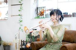 【中原みづき】服部管楽器専属/トランペット奏者プロフィール画像4
