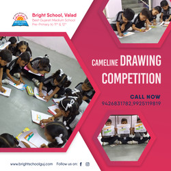 bright school cameline drawing 2