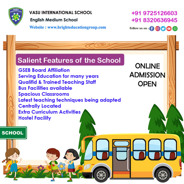 online admission open english medium sch