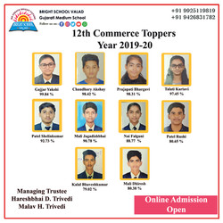 12th commerce result