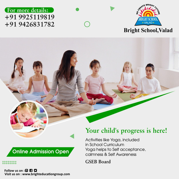 bright school valad gujarati school admi
