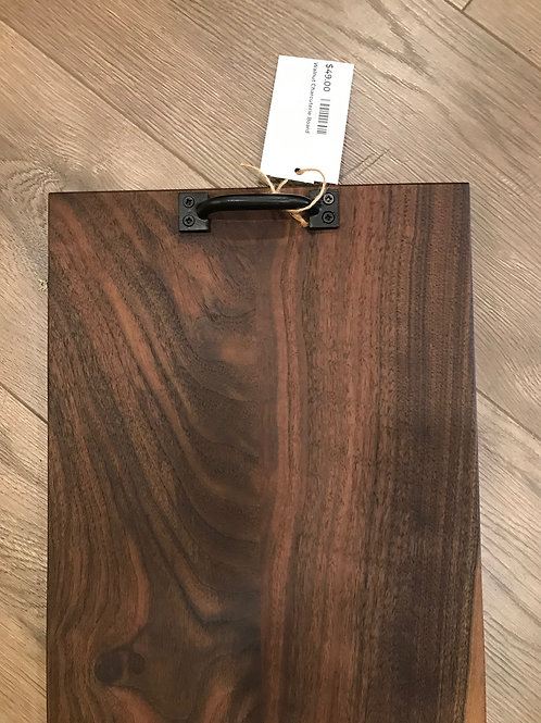 Walnut Charcuterie Board - A2