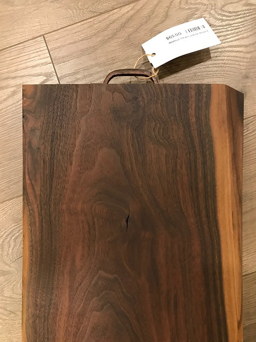 Walnut Charcuterie Board - A2