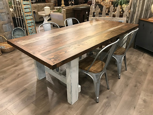 locally made indoor dining table - A2