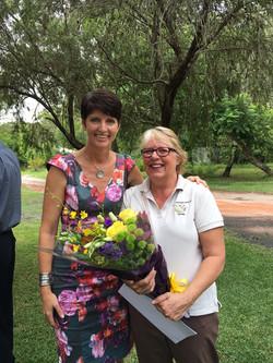 170303 Carmel Northwood with Kate Washington MP