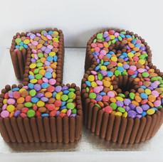 18 Chocolate Fingers