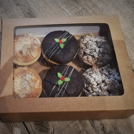 Assorted Mince Pies