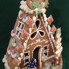 Gingerbread Chalet