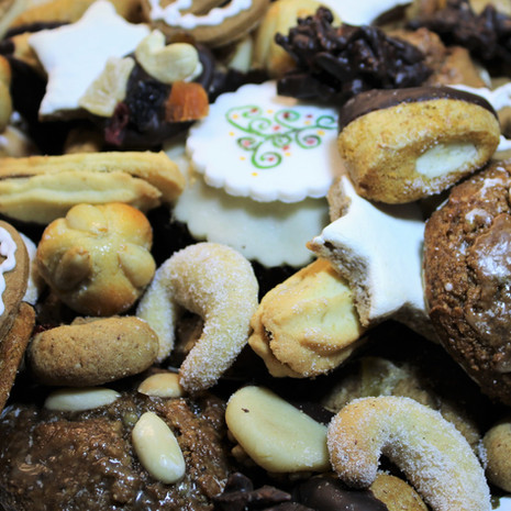 German Cookie Platter