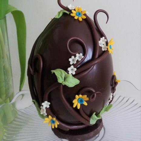 Chocolate Egg 18