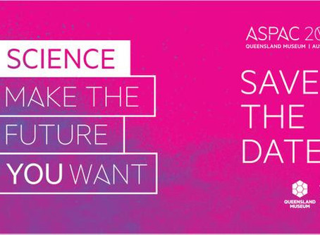ASPAC 2019 Queensland Early Bird Registration extended till July 12!