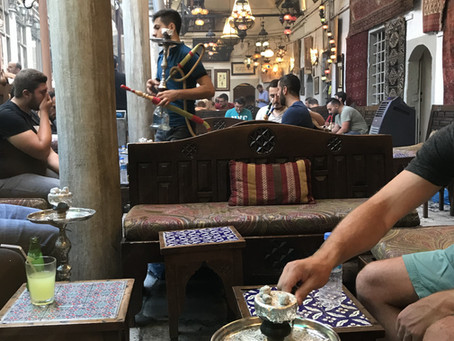 Life's a Shish in Istanbul